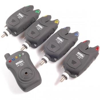 Signalizátory, echoloty, kamery - MILFA - Signalizátory s příposlechem Carp Supra-X VTSN