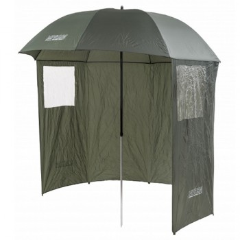Bivaky, brolly, deštníky, přístřešky - MIVARDI - Deštník s bočnicemi Easy 2,2m