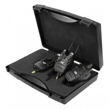 Signalizátory, echoloty, kamery - NGT - Sada Hlásičů Dynamic Bite Alarm Set 2+1