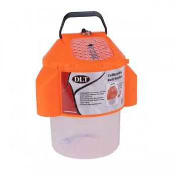 Krabičky, kufry, kbelíky, řízkovnice - SPORTS - Plastová nádoba na živou nástrahu