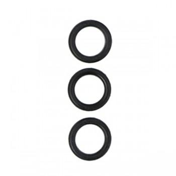 Bižuterie - GARDNER - Podložkové kroužky UV Resistant O-Rings 3ks