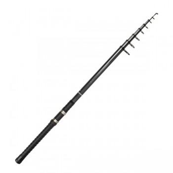 Rybářské pruty - ALBASTAR - Prut na vyvěšenou Laguna Steelfish Tele 6m 50-150g