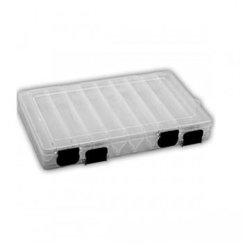 Krabičky, kufry, kbelíky, řízkovnice - PLASTILYS - Krabička Oboustranná SF369