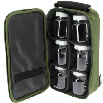 Batohy, tašky, pouzdra, vozíky - NGT - Pouzdro na Dipy Glug Bag Green