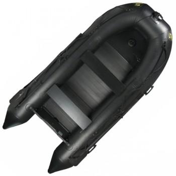 IMPORT Normark - CARP SPIRIT - Člun Rubber Boat Black 320