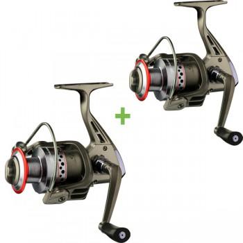 Rybářské navijáky - GIANTS FISHING - Naviják SPX 3000 FD AKCE 1+1 ZDARMA!