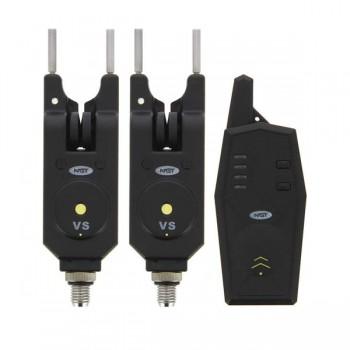 Signalizátory, echoloty, kamery - NGT - Set Hlásičů 2+1 VS + 4x Snag Bars ZDARMA!