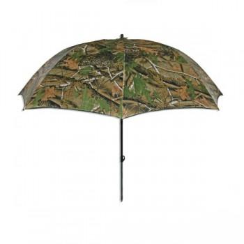 Bivaky, brolly, deštníky, přístřešky - NGT - Slunečník Camo Brolly 2,2m