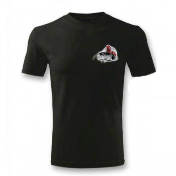 Oblečení, obuv, doplňky - HELL-CAT - Tričko PROFI černé