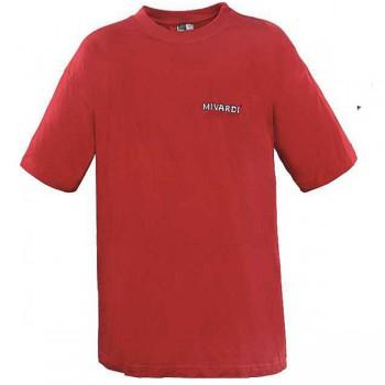 Oblečení, obuv, doplňky - MIVARDI - Triko Team Mivardi červené