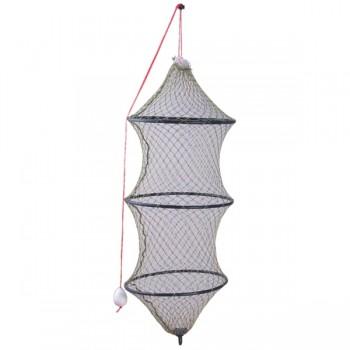 Podložky, saky, vezírky - SPORTS - Vezírek síťka na ryby