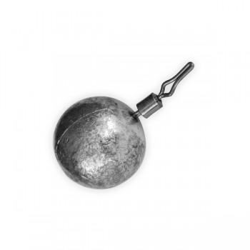 Háčky, krmítka, zátěže - DELPHIN - Zátěž Dropshot kulička BOMB! 5ks