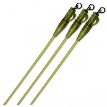Bižuterie - EXTRA CARP - Závěska Safety Clips with Camo Tubing