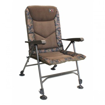 Křesla, lehátka, židličky - ZFISH - Křeslo Deluxe Camo Chair
