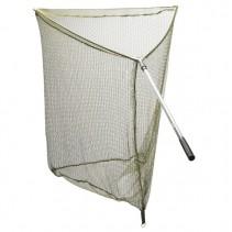 GIANTS FISHING - Podběráková hlava Carp Net Head 100x100cm + rukojeť