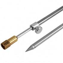 DELPHIN - Vidlička ocelová se závitem
