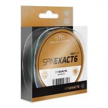 FIN - Pletená šňůra Exact 6 Zelená