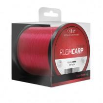 FIN - VLasec Rubin Carp 300m červený