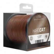 FIN - Šňůra Hard cat main line červeno-hnědá