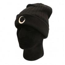 GARDNER - Čepice Deluxe Fleece Hat black