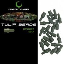 GARDNER - Zarážky Covert Tulip Beads