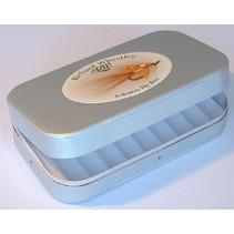 RICHARD WHEATLEY - Krabička Ripple Foam stříbrná s obrázkem mušky