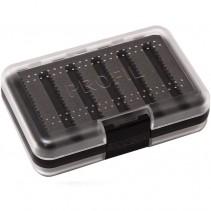 LEEDA - Krabička muškařská Profil Fly Box Black Standard