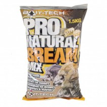 BAIT-TECH - Pro-Natural Bream Groundbait Mix 1,5kg