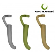 GARDNER - Rovnátka na háček Covert Pop-Up Hook Aligner Large C-Tru 10ks