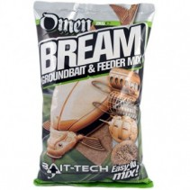 BAIT-TECH - Omen BREAM Groundbait & Feeder Mix 2kg