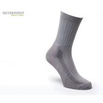 SILVERPOINT OUTDOOR - Ponožky Performance Light Hiker šedá