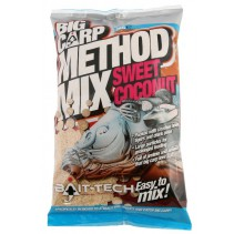 BAIT-TECH - Big Carp Method Mix Coconut 2kg