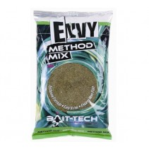 BAIT-TECH - Envy Green Hemp & Halibut Method Mix 2kg