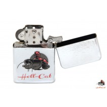 HELL-CAT - Zapalovač kovový