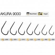 TRABUCCO - Háčky Akura 9000 15ks