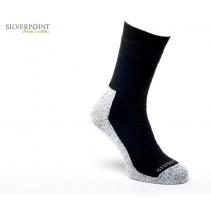 SILVERPOINT OUTDOOR - Ponožky Comfort Hiker černá/směs