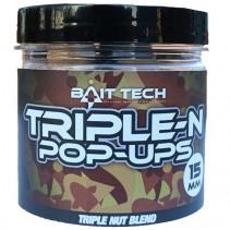 BAIT-TECH - Triple-N Coloured Pop-Ups 15mm, 70g