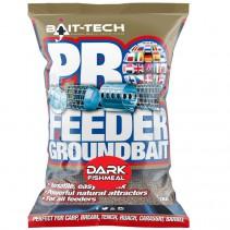 BAIT-TECH - Pro Feeder Dark 1kg