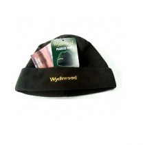 WYCHWOOD - Čepice Fleece Hat Black