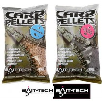 BAIT-TECH - Hallibut Carp Feed Pellets 2kg