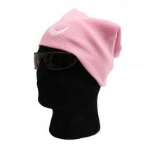 GARDNER - Čepice Pink Beanie Hat