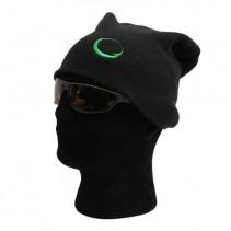 GARDNER - Čepice Black Beanie Hat
