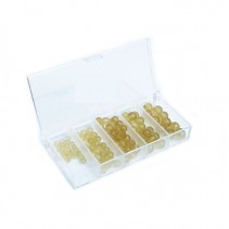 EXTRA CARP - Gumové Korálky Rubber Beads Set