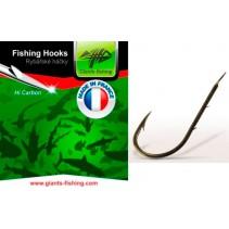GIANTS FISHING - Háček dravcový s lopatkou 10ks