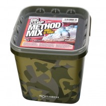 BAIT-TECH - Krmítková směs Big Carp Method Mix Krill & Tuna 3kg