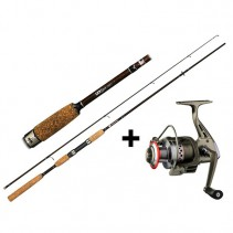 GIANTS FISHING - Prut LXR Spin 2,4m 10-35g + Naviják SPX 3000 FD ZDARMA!