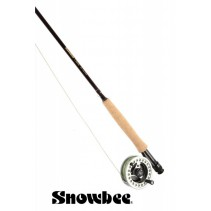 SNOWBEE - Prut Classic Fly 2,6m #4/5 4díly