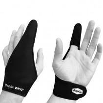 DELPHIN - Nahazovací rukavice Wrap