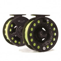 LEEDA - Naviják RTF Fly Reel with WF7F Fly Line #7/8