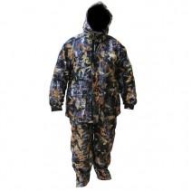ALBASTAR - Zimní Termo oblek Camou